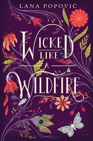 wicked like wildfire