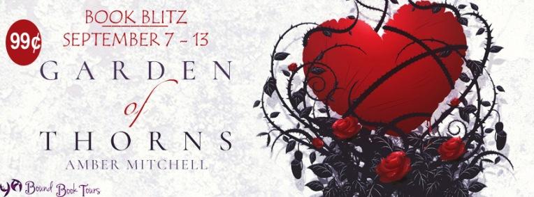 Garden of Thorns tour banner