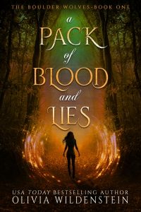 A PACK OF BLOOD AND LIES COVER