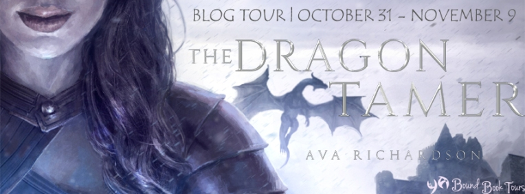 The Dragon Tamer tour banner