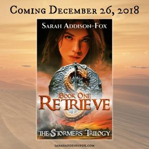 Retrieve Cover Reveal
