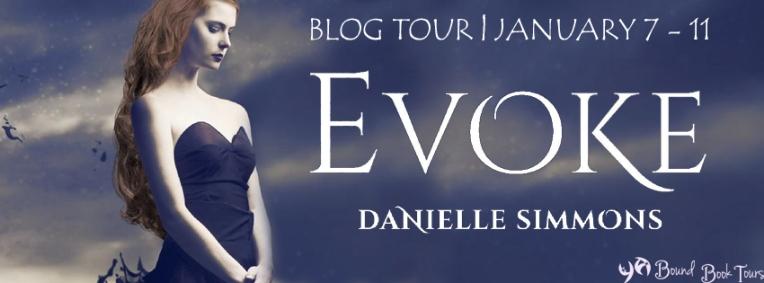 Evoke tour banner