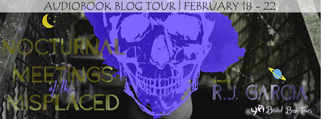 Nocturnal Meetings of the Misplaced tour banner NEW