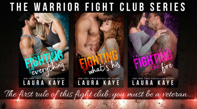 the Warrior Fight Club series