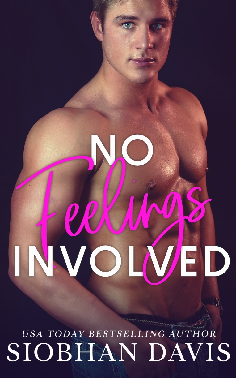 No Feelings Involved Ebook final cover