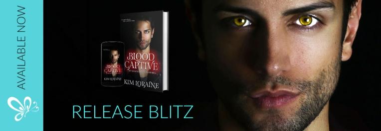 Blood Captive Release Blitz Banner