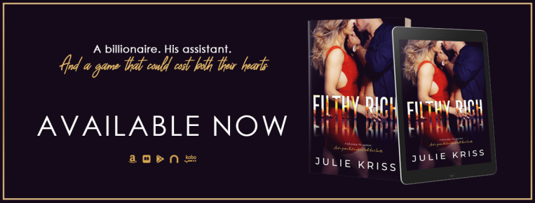 FB Banner AN_Filthy Rich_Julie Kriss