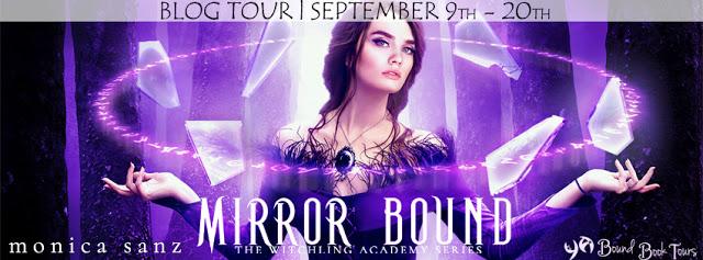Mirror Bound tour banner