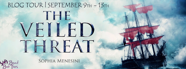 The Veiled Threat tour banner