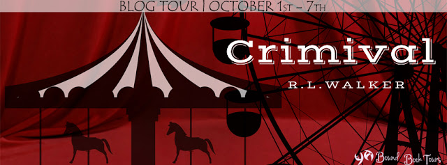 Crimival tour banner