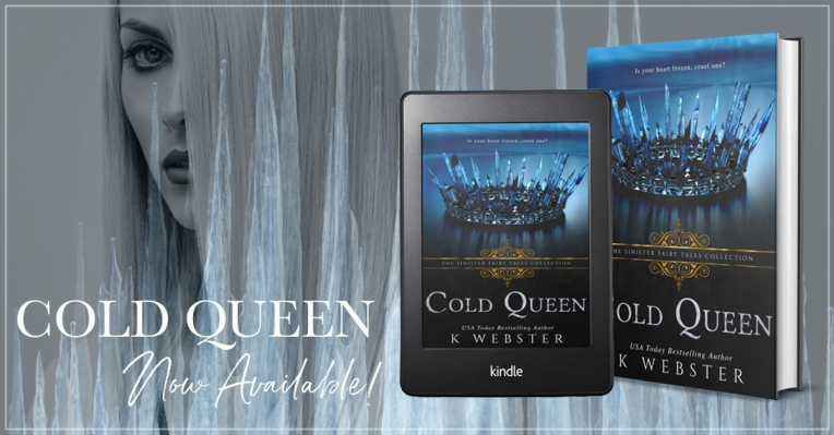 Cold Queen Now Available 2