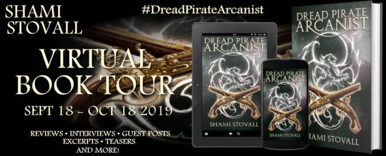 Dread Pirate Arcanist banner