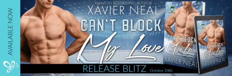 RELEASE BLITZ BANNER Can't Block My Love