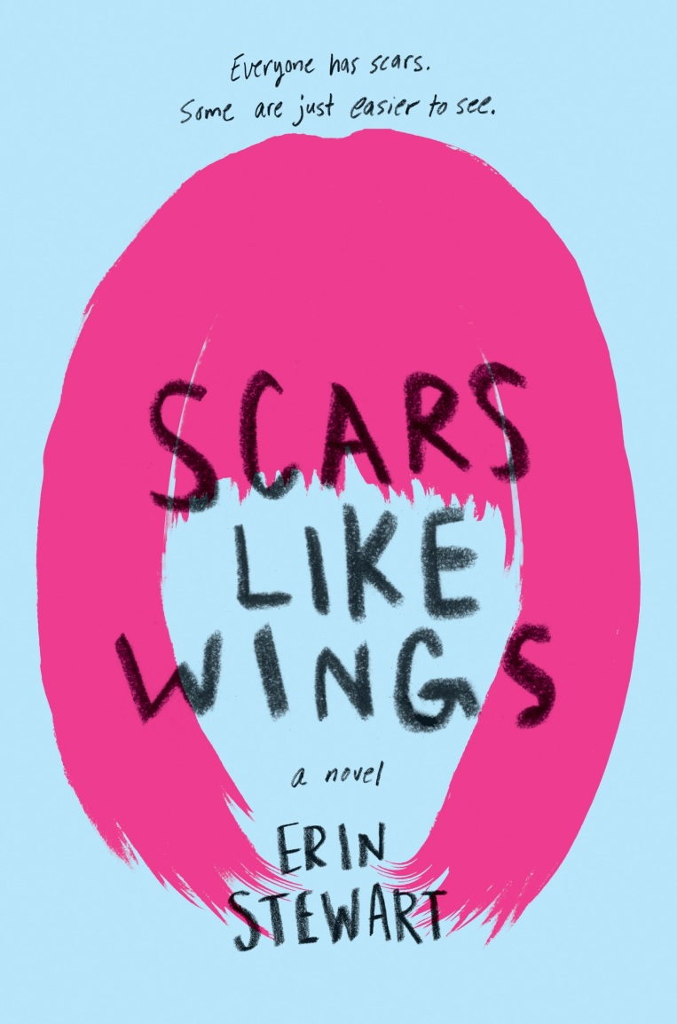 SCARS LIKE WINGS Cover