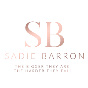 Sadie Barron Author photo