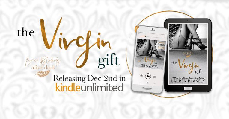 The Virgin Gift Banner