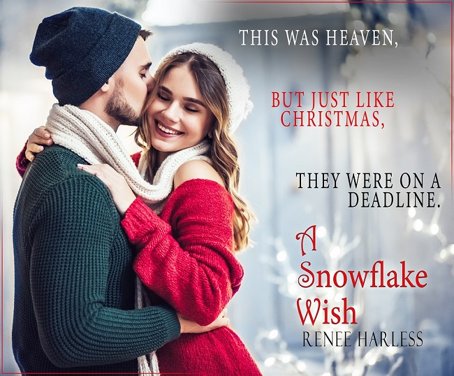 a snowflake wish teaser 2