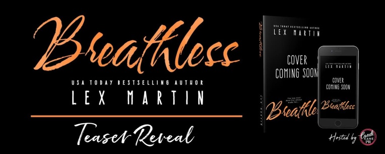 Breathless Teaser Banner