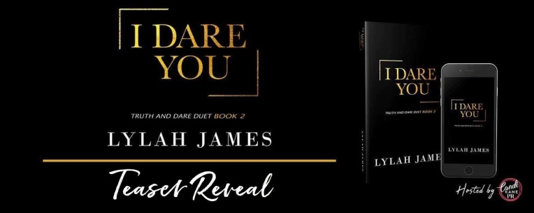 I Dare You TEaser BAnner
