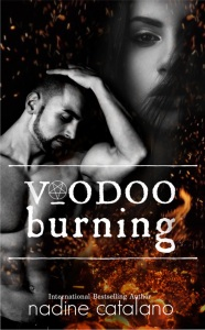 Voodoo Burning Cover