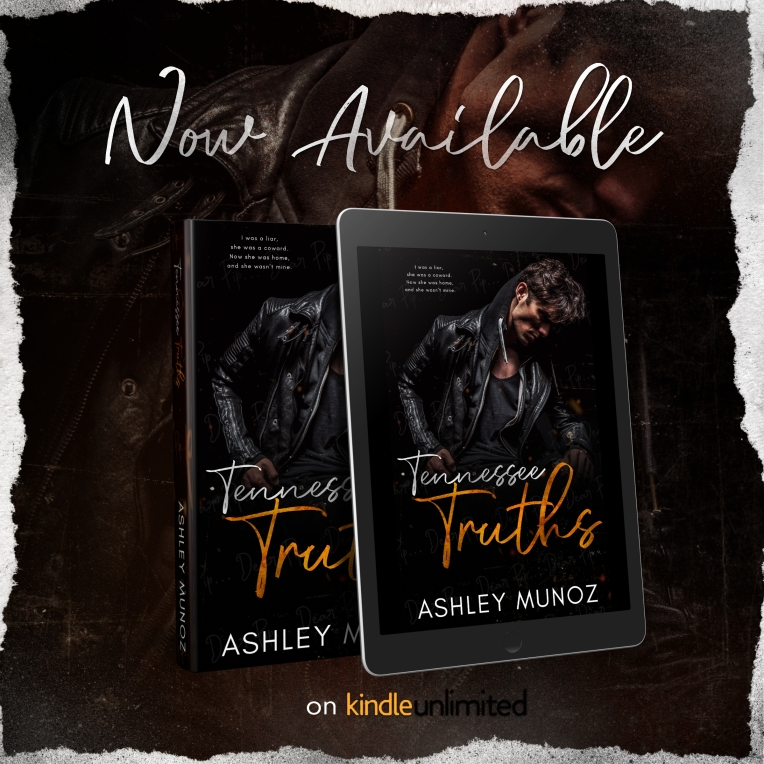 Ashley Munoz Tennessee Truths - Now Available