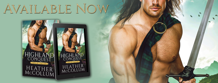 Banner AN_Highland Conquest_Heather McCollom