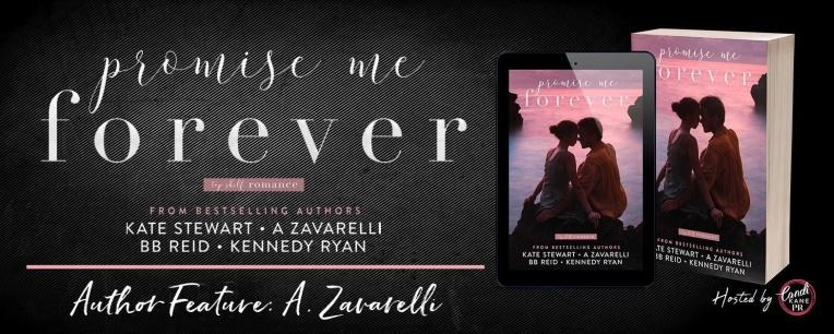 Promise Me Forever A. Zavarelli AF Banner
