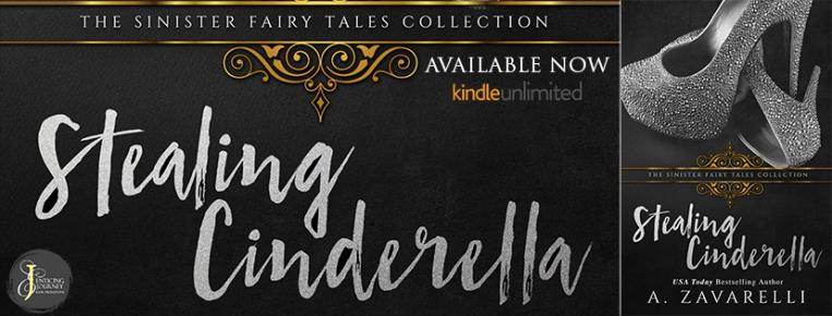 Stealing Cinderella_A Zavarelli_Banner