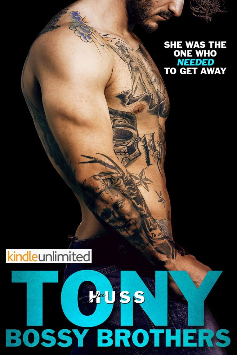 BOSSY TONY COVER