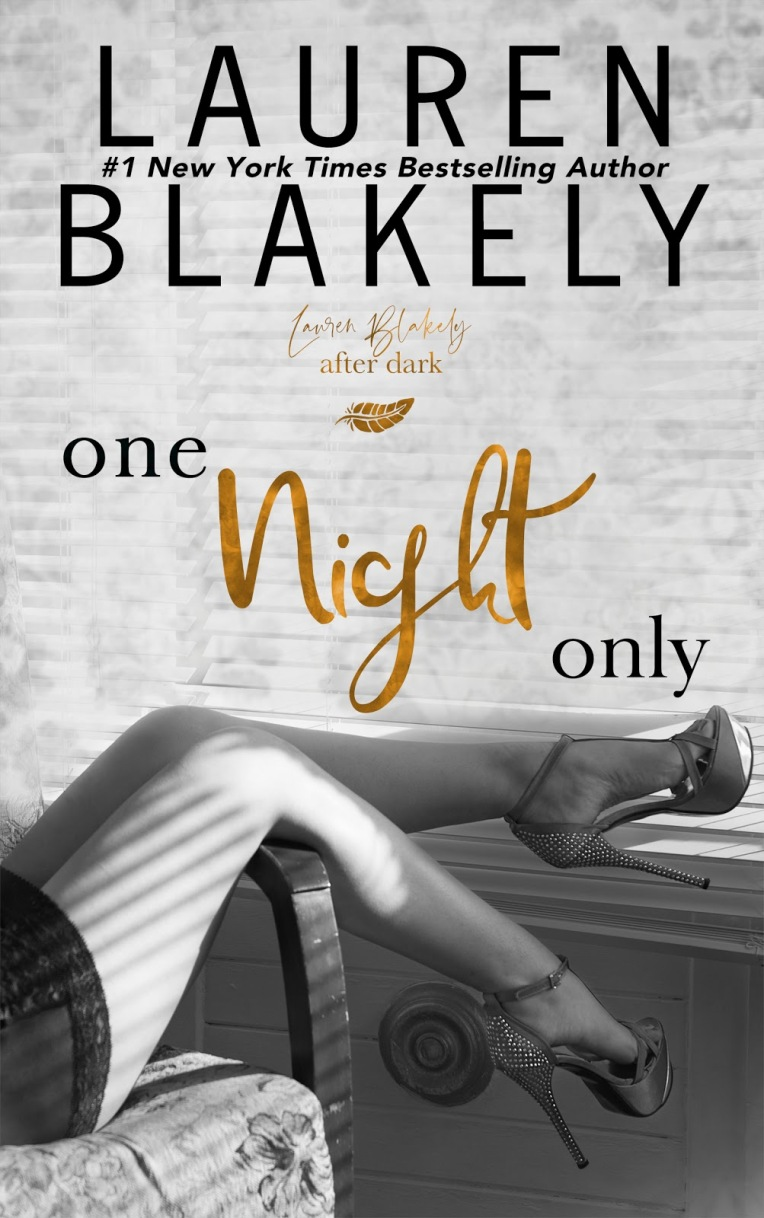 One Night Only Cover