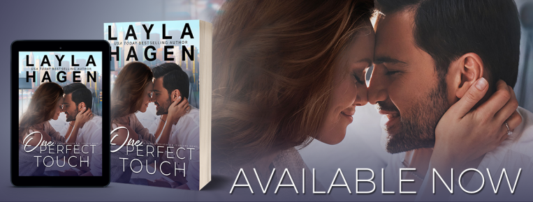 Banner AN_One Perfect Touch_Layla Hagen